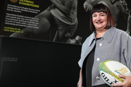 Raelene Castle steps down from Chief Executive's role at Rugby Australia