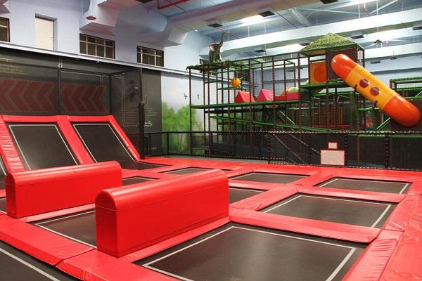 Dubai's largest indoor childrens' play area now open