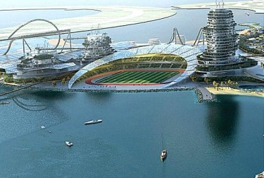 Real Madrid reveal plans to build UAE resort