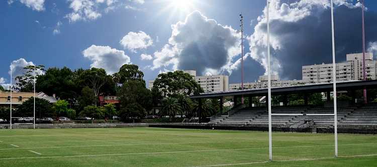 Redfern Park and Oval recognised as a heritage site
