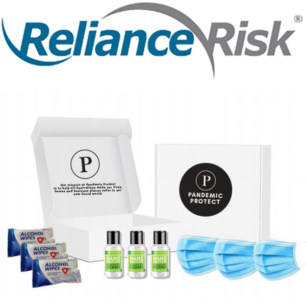 Reliance Risk partners with Pandemic Protect to launch Venue COVIDSafe products