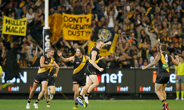 Richmond Tigers break membership records topping 70,000