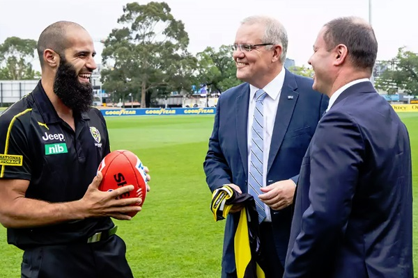 Richmond FC secures Federal Government funds for Swinburne Centre redevelopment