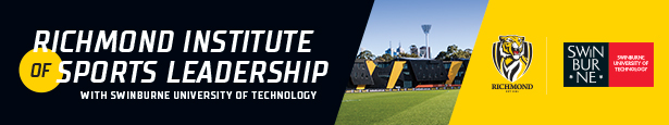 Richmond FC and Swinburne University partner to launch leadership program
