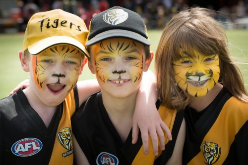 Richmond Football Club's off field success built on the industry skills of key staff