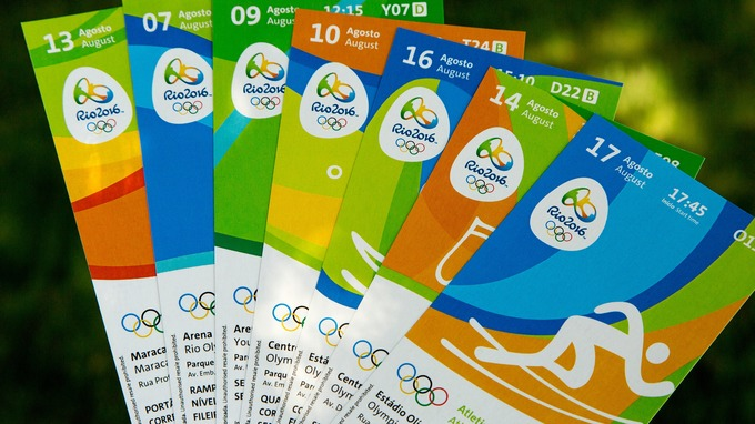 IOC looks to centralise Olympic Games ticketing