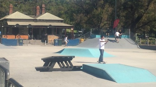 Melbourne City Council considers new skate parks