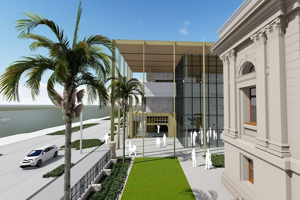Federal Government commits $10 million to new Rockhampton art gallery