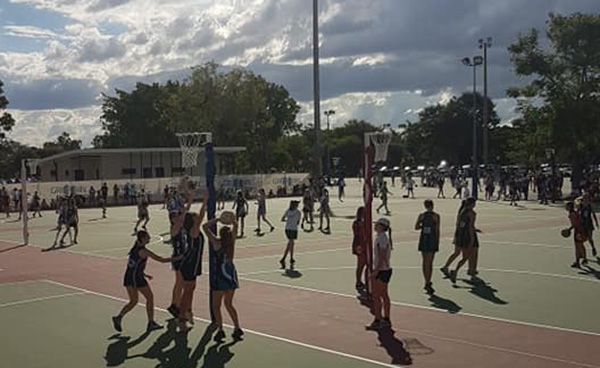 New Rockhampton female facilities set to boost netball participation