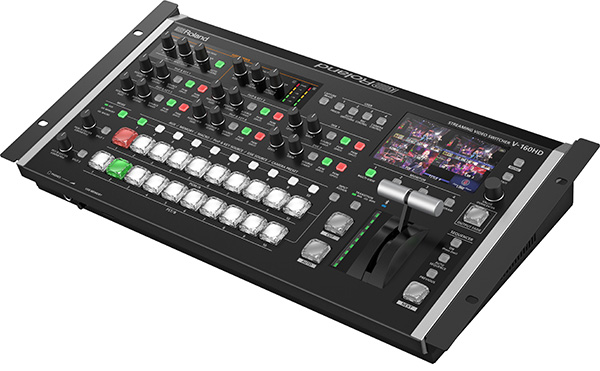Roland launches new standard in hybrid event switching