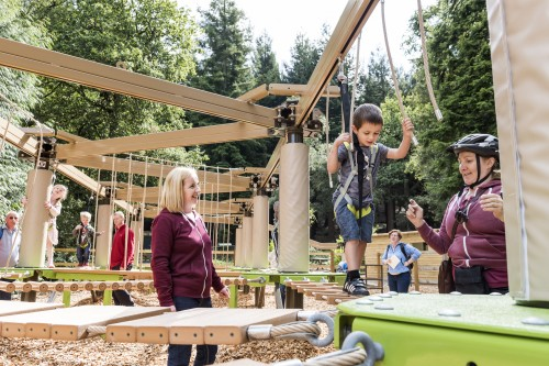 Outdoor play essential to healthy childhood development
