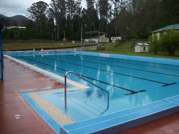 Expression of Interest: Rosebery Swimming Pool
