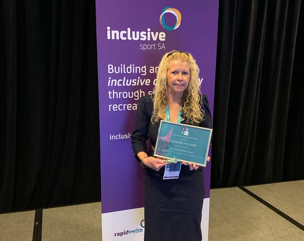 Belgravia Leisure staff recognised at national inclusion and diversity awards