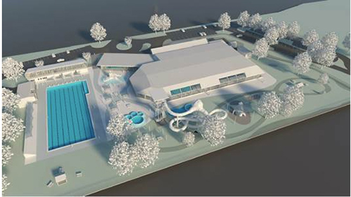 Initial design concepts proposed for Rotorua Aquatic Centre upgrades