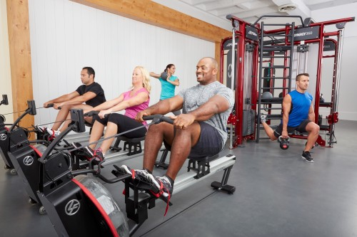 Life Fitness releases new Row GX Trainer delivering an adaptable, realistic rowing experience