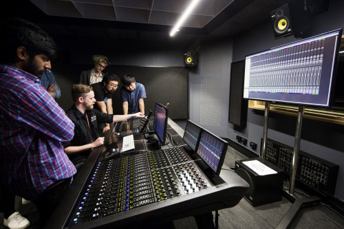 SAE Creative Media Institute relocation demands full technology fit-out