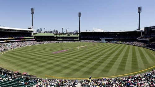 SCG's 100th cricket Test wins global honour