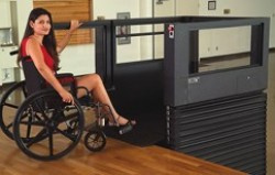 SICO innovation in disabled stage access