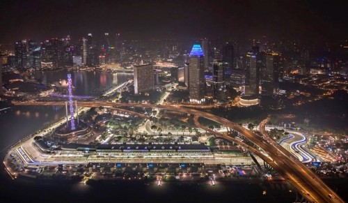 Coronavirus issues force cancellation of Singapore F1 Grand Prix for second straight year