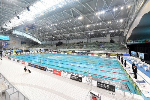 Sydney Olympic Park Aquatic Centre gets upgraded audio solution