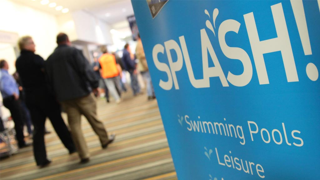 SPLASH! Pool and Spa Trade Show returns in August