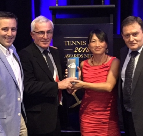Tennis World Chatswood named top metropolitan club by Tennis NSW