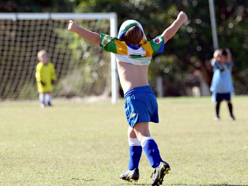 Positive Sporting Experiences Key For Children's Development