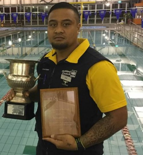 Wellington and Auckland Lifeguards recognised with NZRA awards