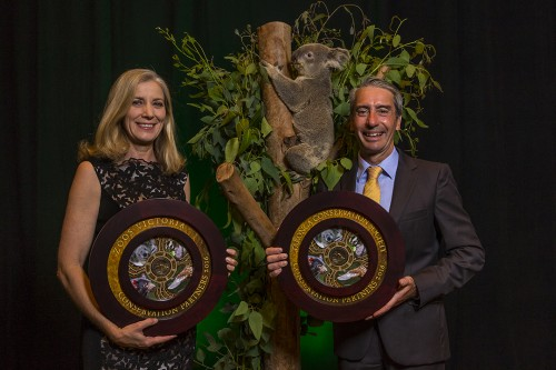 Zoos Victoria Awarded San Diego Zoo Conservation Medal