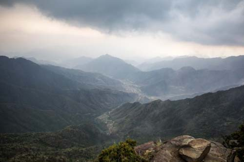 New company launched to develop mountain tourism in Saudi Arabia's Asir region