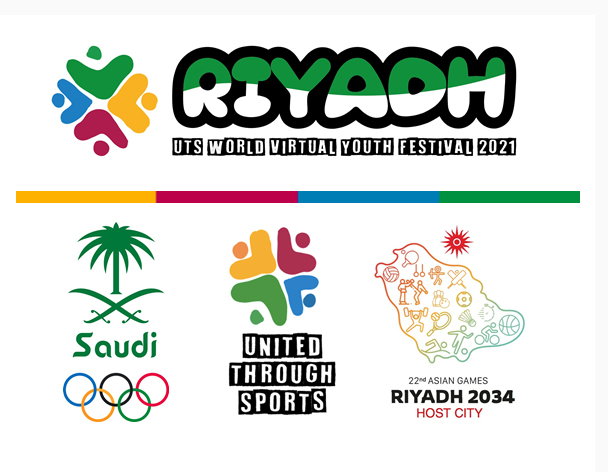 Second edition of United Through Sports World Virtual Youth Festivalhosted by Saudi Arabia