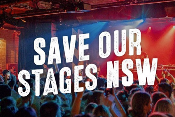 Live music venues in NSW unite as part of Save Our Stages campaign