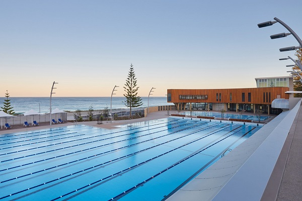 Eight new Western Australian aquatic centres receive recognition for being Waterwise