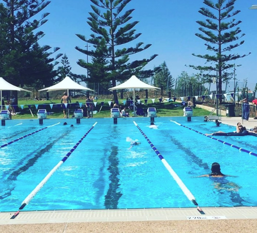 Beachside pool opening set to revitalise Scarborough Esplanade