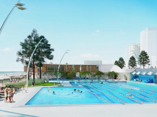 New Scarborough Beach Pool to benefit from geothermal heating