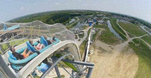 US waterpark to tear down slide responsible for child fatality