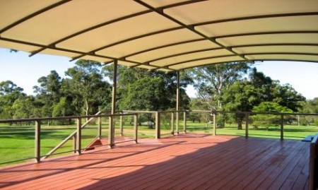 Scully Outdoor Designs adds shade structures to product range