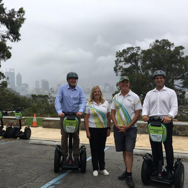 Segway tours to launch in Perth's Kings Park - Australasian