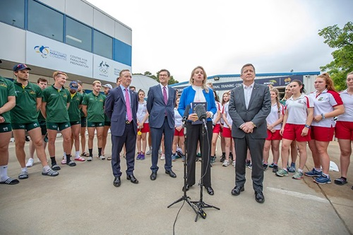 Australian Government announces extra $50 million funding for High Performance Sport