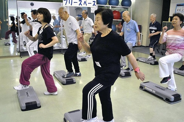 What Does Japan's Low Birth Rate Mean For Its Fitness Industry?