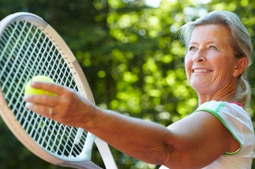 Research shows tennis as best sport for increasing life expectancy