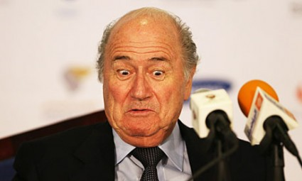 Sepp Blatter says Australia deserves to host FIFA World Cup
