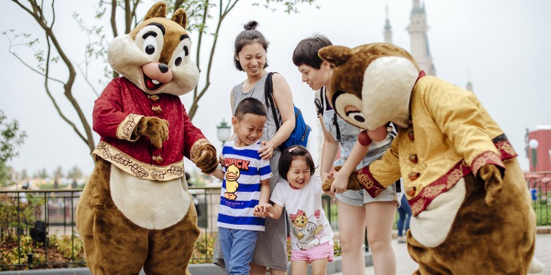 Shanghai Disney welcomes close to six million visitors in seven months