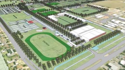 Contracts awarded for Greater Shepparton Regional Sports Precinct