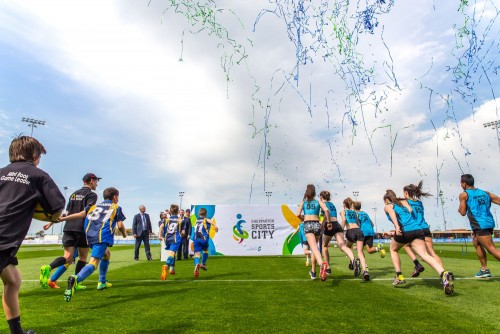 Shepparton Sports City gets official opening