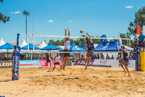 Greater Shepparton City Council welcomes beach volleyball success