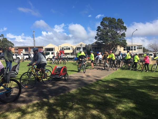 Shoalhaven City Council supports NSW Bike Week