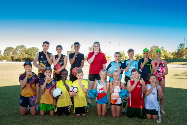 Shoosh for Kids Week aims to encourage better spectator behaviour in community sport