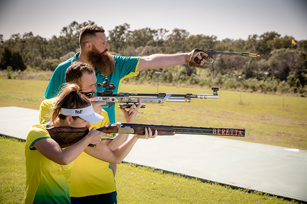 Shooting Australia looks to appoint official apparel supplier
