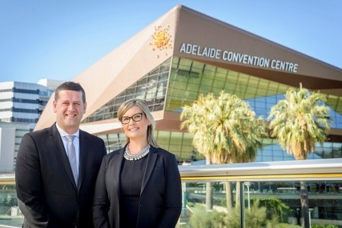 New Year sees Adelaide Convention Centre leadership change